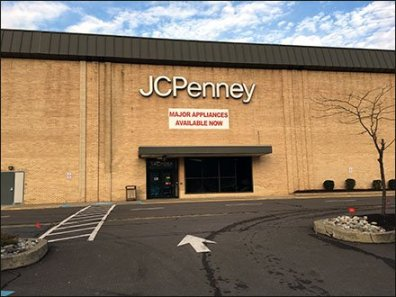 JCPenney Building Billboards Major Appliances
